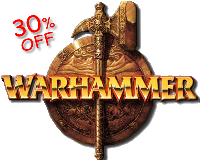 monkey king comics of woodstwon nj sells warhammer games at 30% off